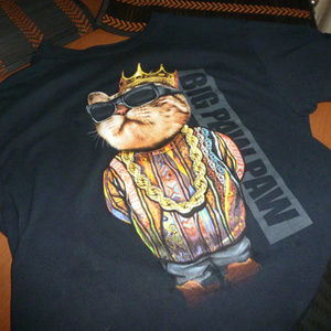 Other - NOTORIOUS CAT T-Shirt Biggie Smalls Music Funny